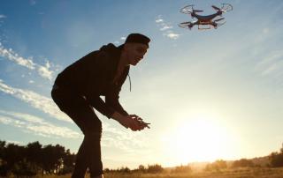 Neem geen risico met uw drone