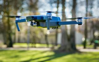 Zorgeloos vliegen met uw drone